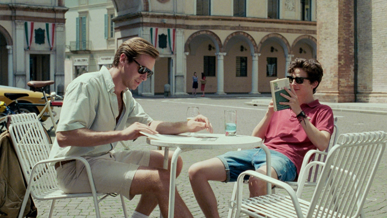 Call Me By Your Name Beeld Canvas