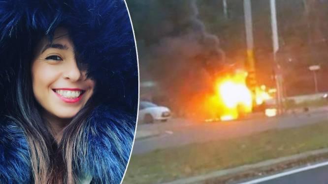 """Slachtoffer zoekt én vindt vrouw die hem uit brandende auto redt: """"Iemand redden, het geeft een kick!"""""""