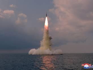 Noord-Korea bevestigt test met 'nieuw type' ballistische raket vanop onderzeeër