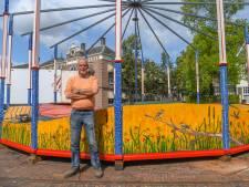 De Hobbelende Geit is uitgehobbeld - Laatste rondje van antieke attractie op kermis Geldrop