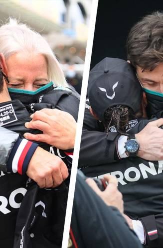 Een vrouw, een man, zijn 'tyre management' en de ijsberg: vier geheimen achter Lewis Hamiltons succes