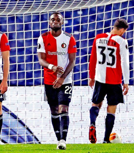 Feyenoord gaat af door drie penalty's Wolfsberger