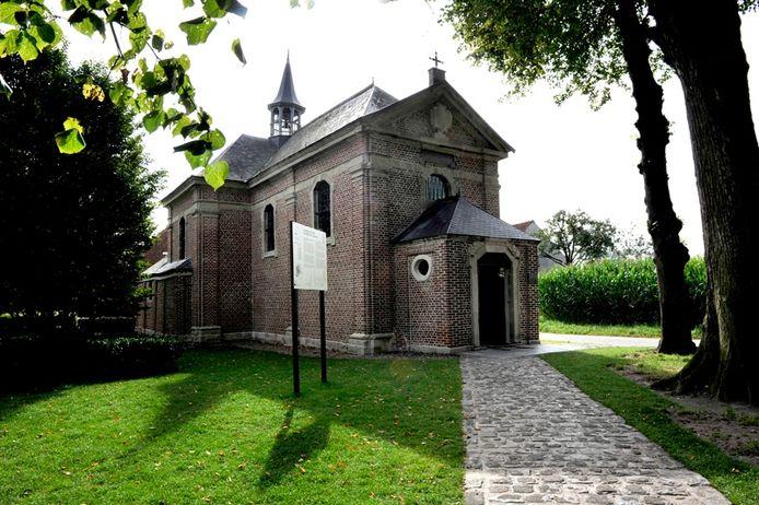 kapel O.L.V. van den Akker Foto's Thom van Amsterdam