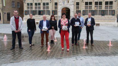 Nieuw deze zomer in Diksmuide: kiosk op Grote Markt, huifkartochten en foodtruckfestival