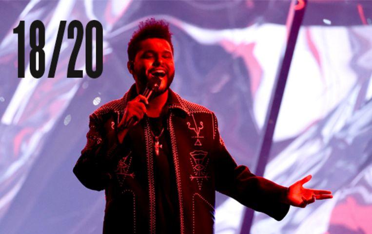 Knokpartij Lyrics The Weeknd Beeld AFP