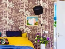 'De hippiestijl combineert geweldig met aardetinten'