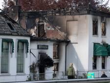 Pandeigenaar wil voormalige, uitgebrande herberg Het Kanon in De Hoven verkopen als woning