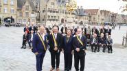 't Manneke uit de Mane telt drie nieuwe ridders