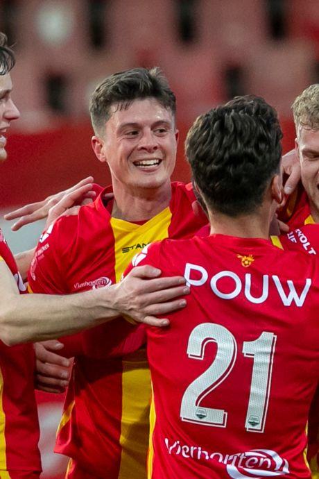 Het wonderlijke jaar van Go Ahead Eagles krijgt nieuw hoofdstuk op memorabele avond in Adelaarshorst