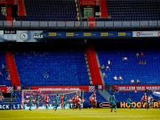 Drie coronabesmettingen bij Sparta in aanloop naar derby met Feyenoord