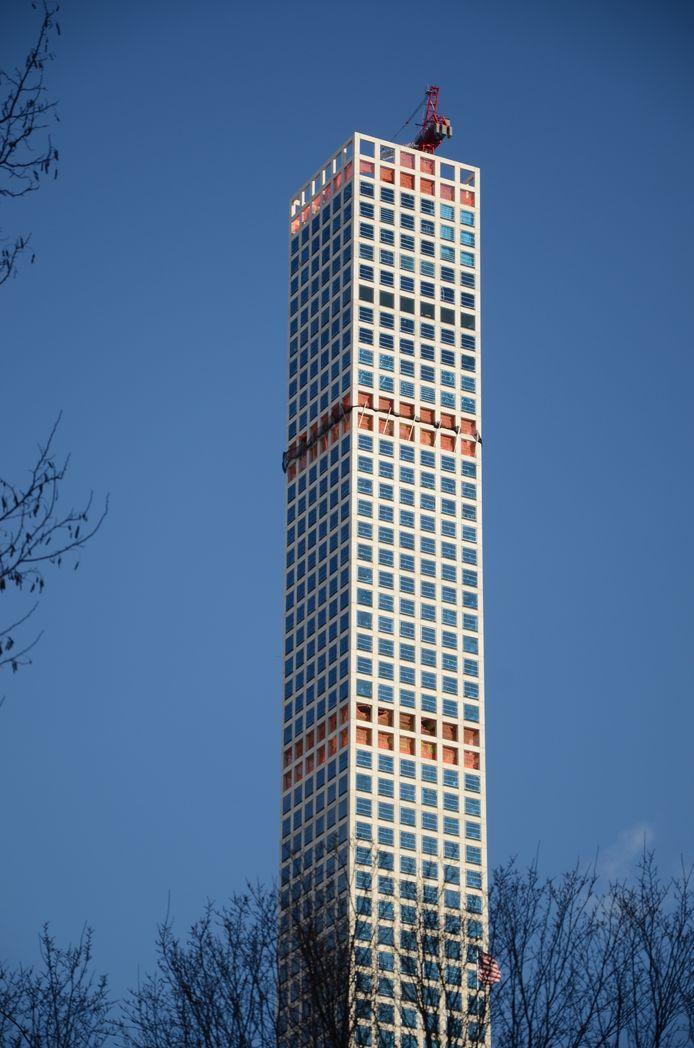 De 432 Park Avenue-toren.