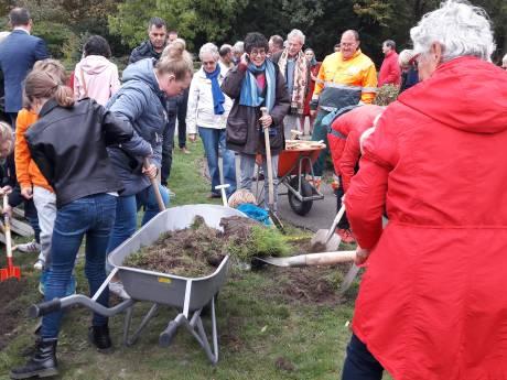 Vernieuwing stadspark Molenwater in Middelburg is onderweg