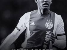 Noah Gesser, jeune talent de l'Ajax Amsterdam, décède dans un accident de voiture