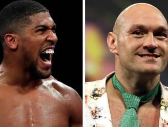 """Joshua en Fury boksen in augustus in Saoedi-Arabië om wereldtitels: """"Ze willen er iets héél speciaals creëren dat de wereld gaat verbazen"""""""