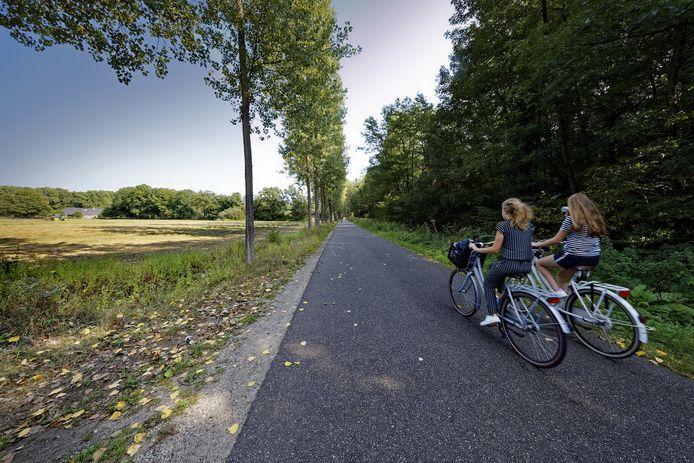 Aan de Savendonksestraat in Liempde moet een oerbos komen.