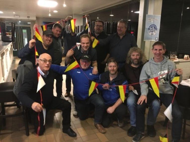 De verschillende sportverenigingen verzorgen samen met uitbater Steven Segerink 'Sportland @ De Dreef'.