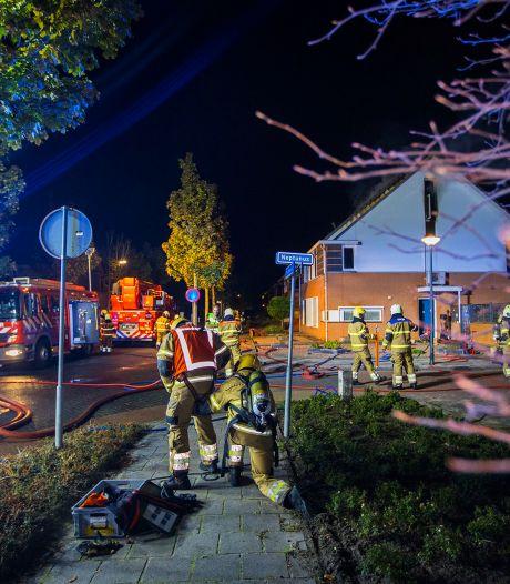 Vijf gezinsleden gewond bij woningbrand Schijndel: zoon (19) wordt meervoudige poging tot moord verweten