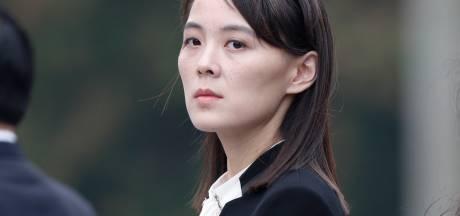 """La sœur de Kim Jong Un estime que les États-Unis ont une """"mauvaise interprétation"""" du dialogue"""