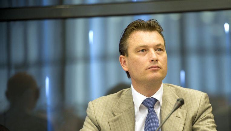 Staatssecretaris van Onderwijs, Cultuur en Wetenschap, Halbe Zijlstra. Beeld ANP