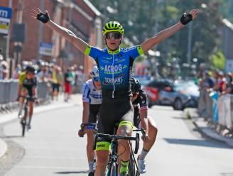 """Michiel Lambrecht na rit- en eindwinst in Vermarc Cycling Project Junioren Driedaagse: """"Ik hoop op een WK-selectie"""""""