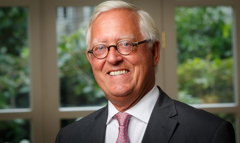 Onderzoeker Niels Koeman van de Raad voor de Leefomgeving en Infrastructuur (RLI)   Beeld Fred Ernst