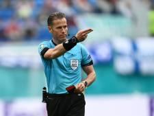 UEFA bevestigt: Makkelie leidt halve finale op Wembley