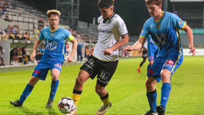 """Jordy Maes en Merelbeke met 3-0 onderuit op Daknam: """"Lokeren toonde na rust meer maturiteit"""""""