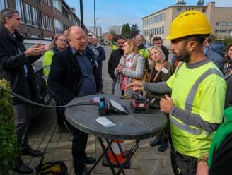 Fibernetwerk wordt uitgerold in Vlaamse rand