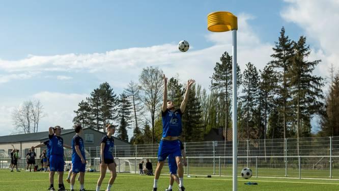 """Floriant traint na zeven maand opnieuw in wedstrijdvorm: """"Als uitgelaten kinderen"""""""
