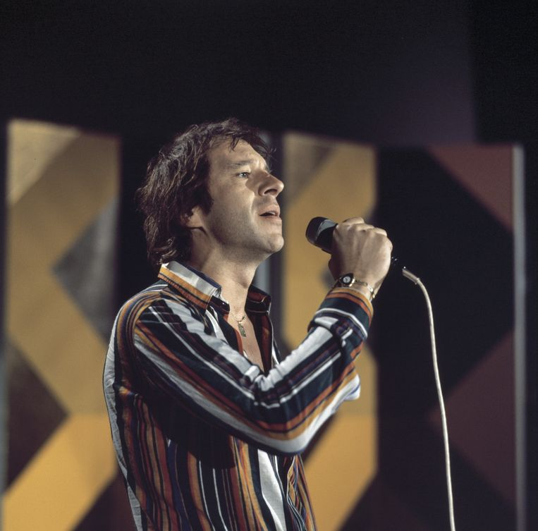 Shaffy in 1975. Beeld Hollandse Hoogte / Nederlands Instituut voor Beeld en Geluid