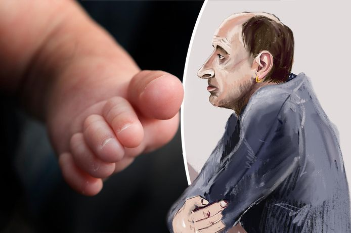 De vader van baby Hailey uit Nieuwleusen is veroordeeld tot een celstraf na de gewelddadige dood van zijn kind.