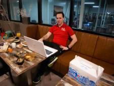 Ontbijtje en luisteren naar topscheids Bas Nijhuis: Moerdijks Ondernemersontbijt een succes