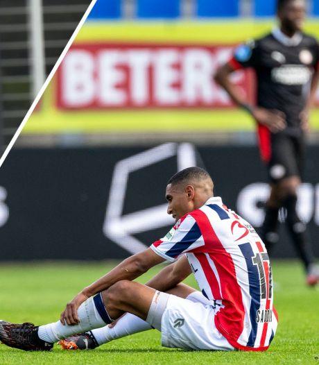 Clubwatchers: 'Het kan niet dat Willem II maar nul doelpogingen doet, het zegt wat over de aanvallende onmacht'