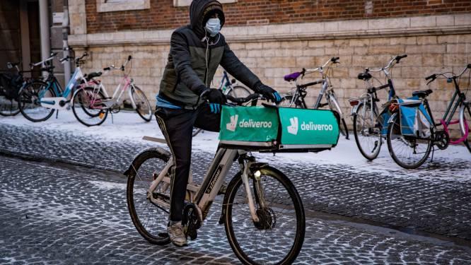 Deliveroo komt nu ook naar Sint-Truiden en Genk