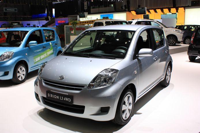 Daihatsu-bestuurders zijn behoorlijk brave chauffeurs. Slechts 1 op de 5 pakt veel bonnen (20,1 procent)