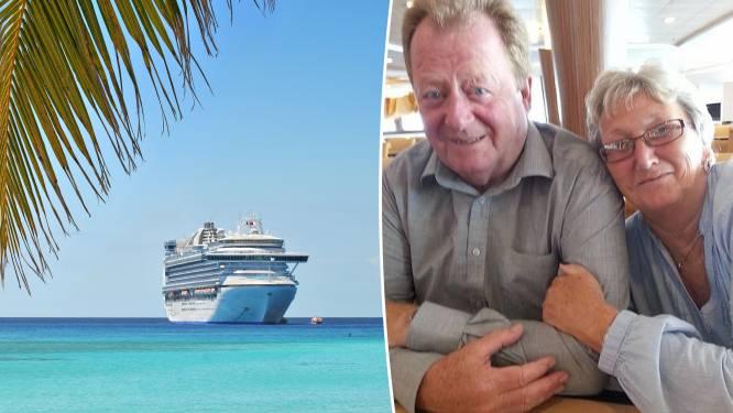 Koppel zeventigers riskeert 12 jaar cel nadat het tijdens cruise betrapt werd met voor miljoen aan cocaïne in bagage