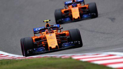 """Vandoorne fungeert als perfecte ploegmaat voor Alonso: """"We probeerden een tiende te verbeteren"""""""