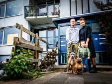 Gedupeerde buren zagen brandstichting in portiekflat al aankomen: 'Het was wachten tot het fout zou gaan'