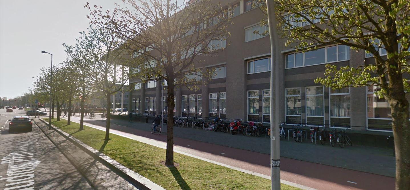 Het stadskantoor van de gemeente Breda.