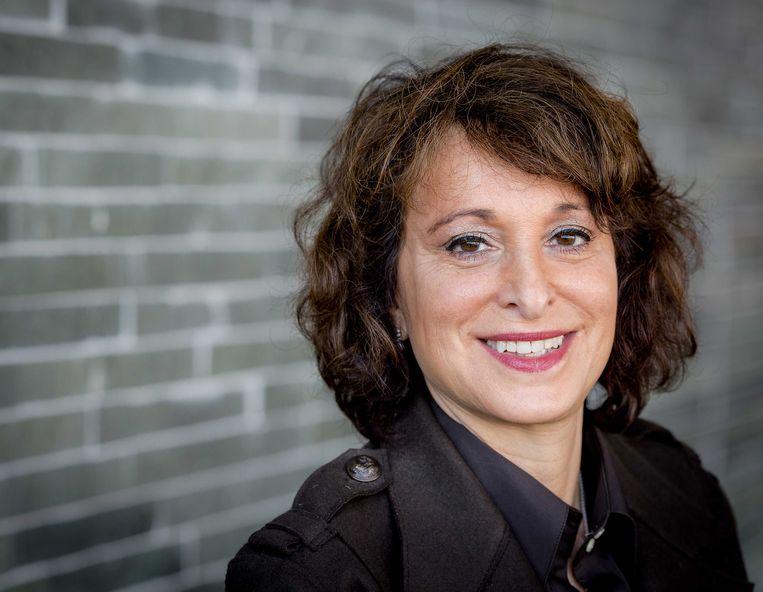 Shula Rijxman, lid van de Raad van Bestuur van de NPO. Beeld anp