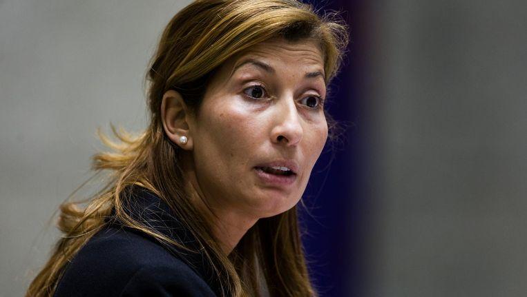 Samira Bouchibti. Beeld anp
