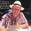 De rouwkaart van John Bassant.
