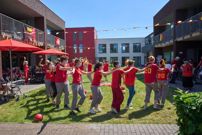 Red Challenge Bierbeek WZC'd Eycken Brug