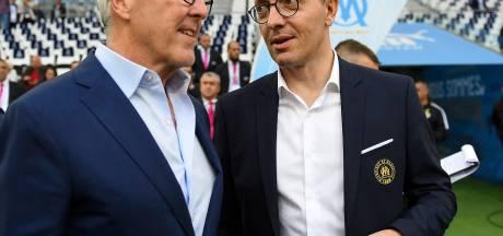 Grand ménage à l'OM: Eyraud, président très contesté, évincé, Sampaoli nouvel entraîneur