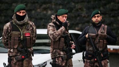 Turkije pakt 93 buitenlanders op wegens vermoedelijke banden met IS