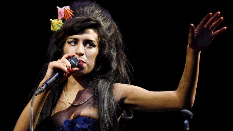 Amy Winehouse. Beeld ANP