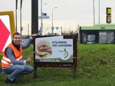 Restaurant start hamburgeroorlog tegen McDonalds
