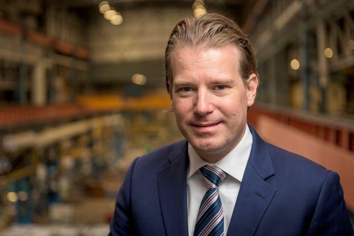 VDL-topman Willem van der Leegte