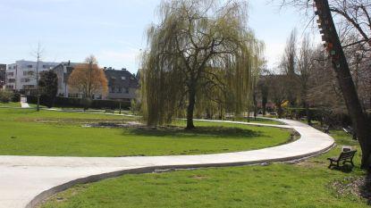 Zon schijnt, maar Astridpark blijft dicht