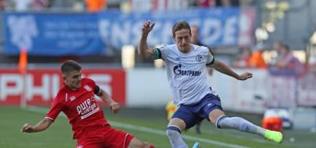 FC Twente laat goede indruk achter tegen Schalke 04